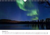 Nordlichter - Magische Nächte in Skandinavien (Wandkalender 2019 DIN A4 quer) - Produktdetailbild 8