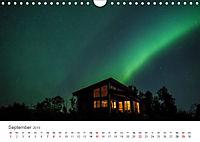 Nordlichter - Magische Nächte in Skandinavien (Wandkalender 2019 DIN A4 quer) - Produktdetailbild 9