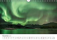 Nordlichter - Magische Nächte in Skandinavien (Wandkalender 2019 DIN A4 quer) - Produktdetailbild 11