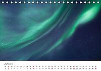 Nordlichter - Magische Nächte in Skandinavien (Tischkalender 2019 DIN A5 quer) - Produktdetailbild 6