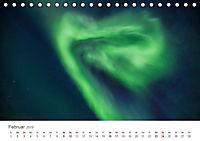 Nordlichter - Magische Nächte in Skandinavien (Tischkalender 2019 DIN A5 quer) - Produktdetailbild 2