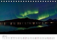 Nordlichter - Magische Nächte in Skandinavien (Tischkalender 2019 DIN A5 quer) - Produktdetailbild 7