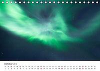 Nordlichter - Magische Nächte in Skandinavien (Tischkalender 2019 DIN A5 quer) - Produktdetailbild 10