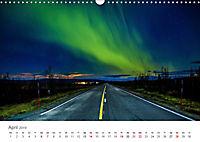 Nordlichter - Magische Nächte in Skandinavien (Wandkalender 2019 DIN A3 quer) - Produktdetailbild 4