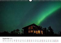 Nordlichter - Magische Nächte in Skandinavien (Wandkalender 2019 DIN A3 quer) - Produktdetailbild 9