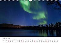 Nordlichter - Magische Nächte in Skandinavien (Wandkalender 2019 DIN A3 quer) - Produktdetailbild 8