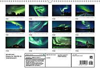 Nordlichter - Magische Nächte in Skandinavien (Wandkalender 2019 DIN A3 quer) - Produktdetailbild 13