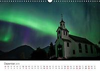 Nordlichter - Magische Nächte in Skandinavien (Wandkalender 2019 DIN A3 quer) - Produktdetailbild 12