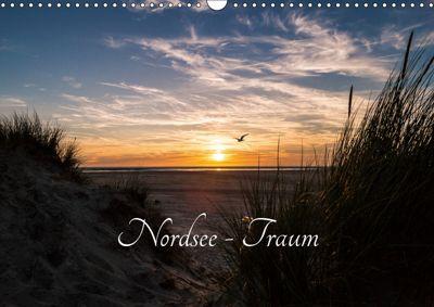Nordsee - Traum (Wandkalender 2019 DIN A3 quer), Andrea Dreegmeyer