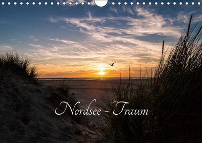 Nordsee - Traum (Wandkalender 2019 DIN A4 quer), Andrea Dreegmeyer