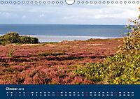Nordsee - Traum (Wandkalender 2019 DIN A4 quer) - Produktdetailbild 10