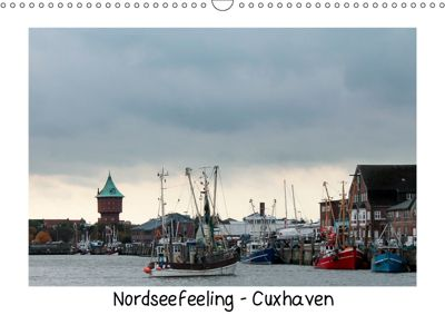 Nordseefeeling - Cuxhaven (Wandkalender 2019 DIN A3 quer), Ulrike Adam