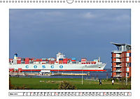 Nordseefeeling - Cuxhaven (Wandkalender 2019 DIN A3 quer) - Produktdetailbild 3