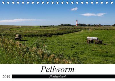 Nordseeinsel Pellworm 2019 (Tischkalender 2019 DIN A5 quer), Beate Kötzsch
