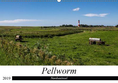 Nordseeinsel Pellworm 2019 (Wandkalender 2019 DIN A2 quer), Beate Kötzsch
