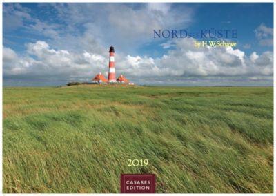 Nordseeküste 2019, H. W. Schawe