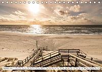 Nordseeperle Sylt (Tischkalender 2019 DIN A5 quer) - Produktdetailbild 10