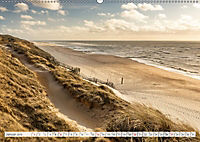 Nordseeperle Sylt (Wandkalender 2019 DIN A2 quer) - Produktdetailbild 1