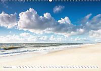 Nordseeperle Sylt (Wandkalender 2019 DIN A2 quer) - Produktdetailbild 2