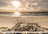Nordseeperle Sylt (Wandkalender 2019 DIN A3 quer) - Produktdetailbild 10