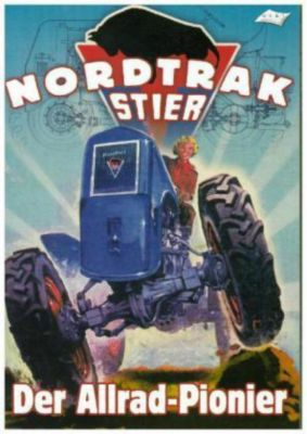 Nordtrak - Der Allrad-Pionier, 1 DVD