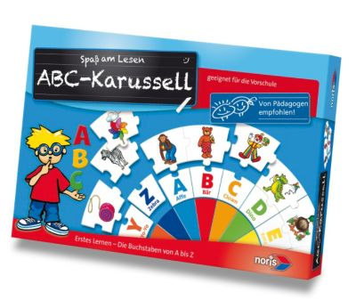 noris ABC-Karussell, Lernspiel