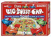 noris - Bobby Car Das BIG-Bobby-Car Spiel, Kinderspiel