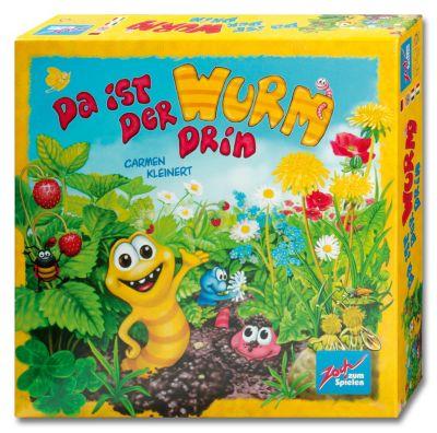 Noris Da ist der Wurm drin!, Kinderspiel des Jahres 2011!