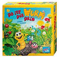 """Noris """"Da ist der Wurm drin!"""", Kinderspiel des Jahres 2011! - Produktdetailbild 1"""