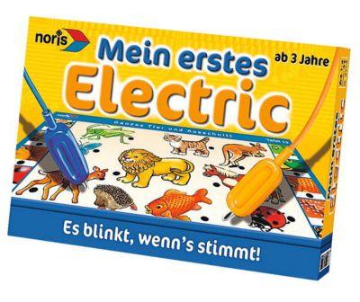noris Mein erstes Electric, Lernspiel