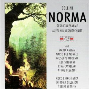 Norma, Coro E Orch.Di Roma Della Rai