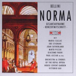 Norma, Orch.& Chor.Of The Royal Garden