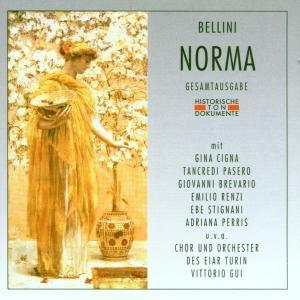Norma (Ga), Gui, Cigna, Orch.Sinf.E Coro Dell'Eiar Di Torino