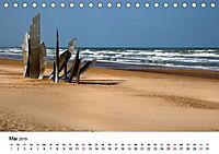 Normandie - Land am Meer (Tischkalender 2019 DIN A5 quer) - Produktdetailbild 5