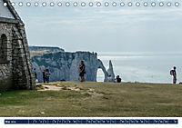 Normandie - raue Küsten, sanfte Hügel (Tischkalender 2019 DIN A5 quer) - Produktdetailbild 5