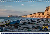 Normandie - raue Küsten, sanfte Hügel (Tischkalender 2019 DIN A5 quer) - Produktdetailbild 3