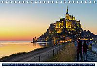 Normandie - raue Küsten, sanfte Hügel (Tischkalender 2019 DIN A5 quer) - Produktdetailbild 12
