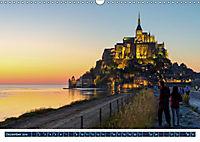 Normandie - raue Küsten, sanfte Hügel (Wandkalender 2019 DIN A3 quer) - Produktdetailbild 12