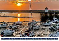 Normandie - raue Küsten, sanfte Hügel (Wandkalender 2019 DIN A3 quer) - Produktdetailbild 4