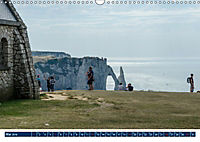 Normandie - raue Küsten, sanfte Hügel (Wandkalender 2019 DIN A3 quer) - Produktdetailbild 5