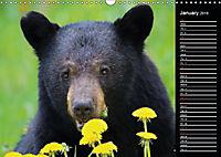 North America's Wildlife (Wall Calendar 2019 DIN A3 Landscape) - Produktdetailbild 1
