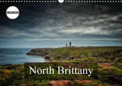 North Brittany (Wall Calendar 2019 DIN A3 Landscape), Alain Gaymard