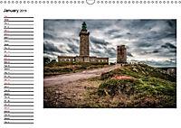 North Brittany (Wall Calendar 2019 DIN A3 Landscape) - Produktdetailbild 1