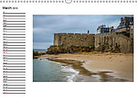 North Brittany (Wall Calendar 2019 DIN A3 Landscape) - Produktdetailbild 3