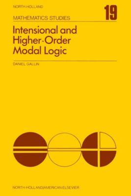 North-Holland Mathematics Studies: Intensional and Higher-Order Modal Logic