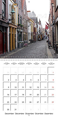 North Holland (Wall Calendar 2019 300 × 300 mm Square) - Produktdetailbild 12