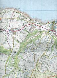 North York Moors - Eastern area 1 : 25 000 - Produktdetailbild 2