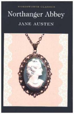 Northanger Abbey, English edition, Jane Austen