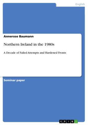 Northern Ireland in the 1980s, Annerose Baumann