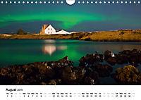 Northern Lights in Iceland (Wall Calendar 2019 DIN A4 Landscape) - Produktdetailbild 8